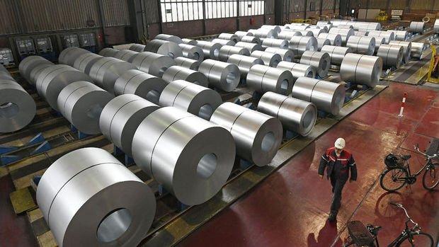 Almanya fabrika siparişleri Şubat'ta yükseldi