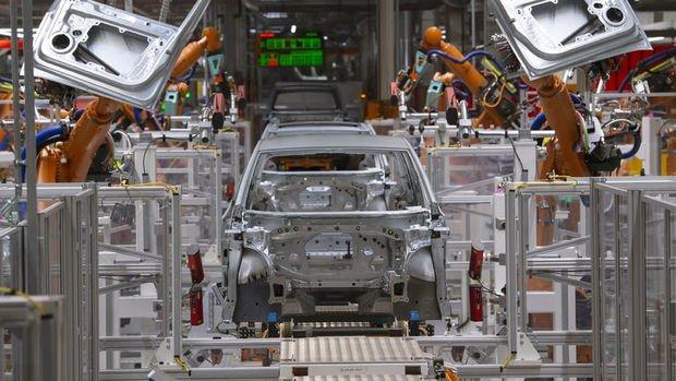 Almanya'da sanayi üretimi Şubat'ta beklenti altında kaldı
