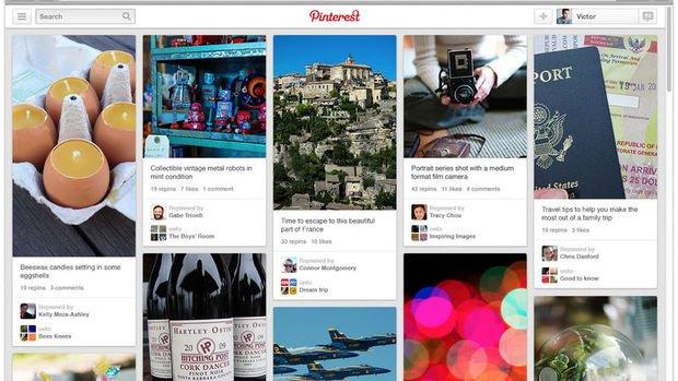 Pinterest de Türkiye'de temsilci atama kararı aldı