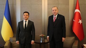 Erdoğan: Ukrayna ile iş birliğimiz üçüncü ülkelere karşı ...