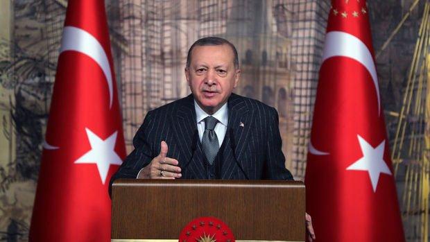 Cumhurbaşkanı Erdoğan'dan bayram ikramiyesi açıklaması