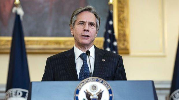 ABD Dışişleri Bakanı Blinken'dan Rusya'ya Ukrayna uyarısı
