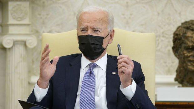 Biden, altyapı paketini Kongre üyeleri ile Oval Ofiste görüştü