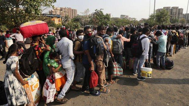 Hindistan, koronavirüs vaka sayısında Brezilya'yı geçerek dünya ikinciliğine yerleşti