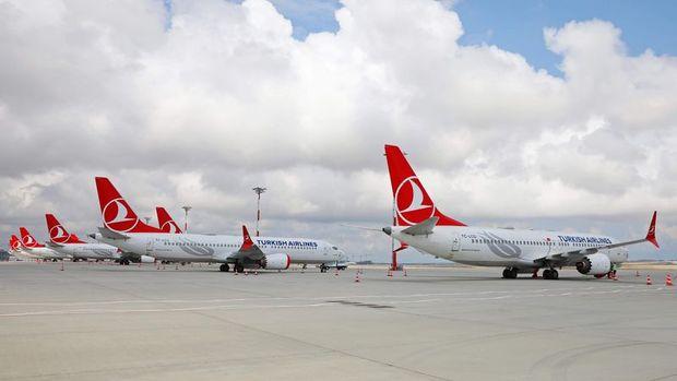 THY'nin toplam yolcu sayısı Mart'ta 2.5 milyon oldu