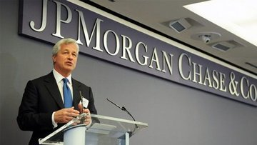 JP Morgan CEO'su Dimon : Fintechler bankaları tehdit eden...