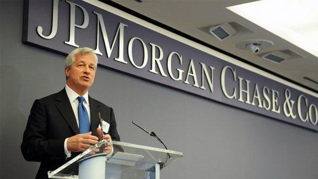 JP Morgan CEO'su Dimon : Fintechler bankaları tehdit eden ciddi rakipler