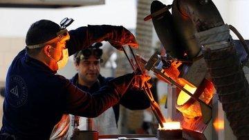 Ücretli çalışan sayısı Şubat'ta yıllık %5,1 arttı