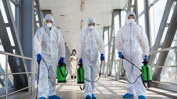 Küresel çapta koronavirüs vakaları138 milyonu, can kayıpl...