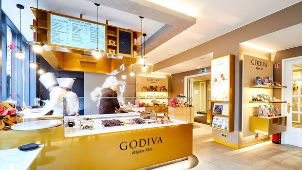 Godiva'nın Kanada dağıtımı için Mondelez'le anlaşıldı