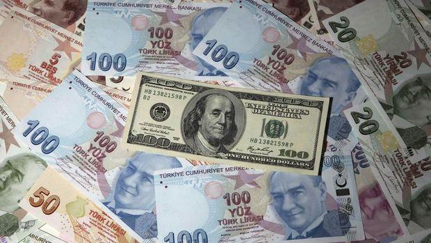 Türk Lirası gelişen ülke para birimlerindeki düşüşe öncül...