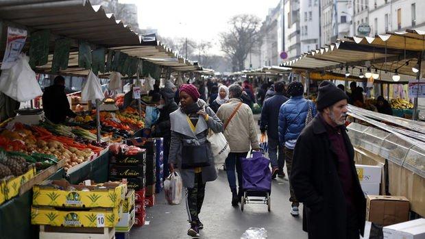Euro Bölgesi'nde yıllık enflasyon %1,3 arttı