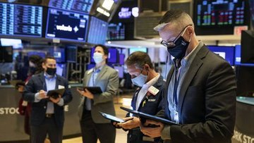 Küresel borsalar 'aşırı alım' bölgesinde