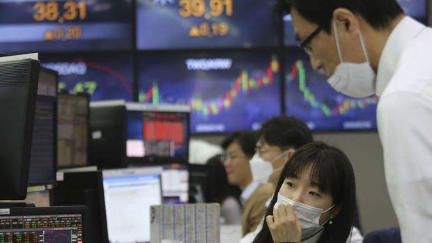 Asya borsalarında Japonya kayıpların başını çekti