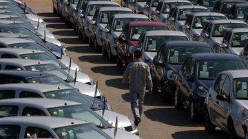 Trafiğe kaydı yapılan taşıt sayısı Mart'ta yüzde 71,8 arttı