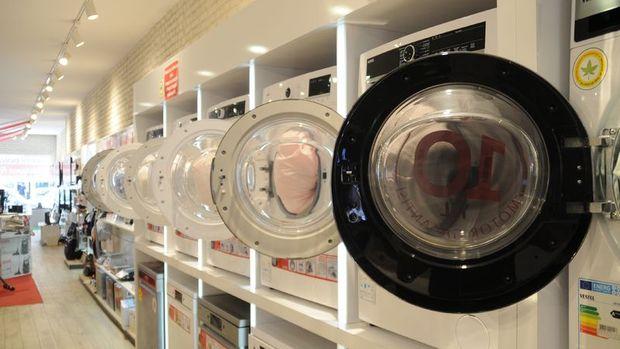 Mart'ta beyaz eşya satışlarında artış hızı 4 ayın en düşük seviyesinde