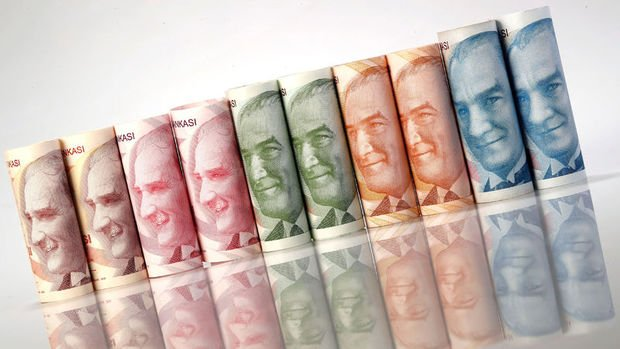 Merkezi yönetim brüt borç stoku Mart'ta 1 trilyon 950 milyar lira oldu