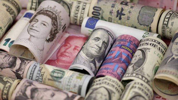 Merkez Bankası brüt döviz rezervi geriledi