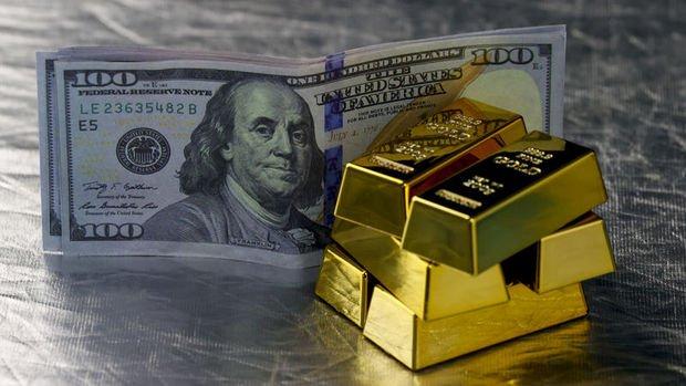 Altın zayıflayan dolar ile yükseldi