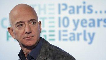 Dünyanın en zengin adamı kendi şirketinin hisselerini sat...