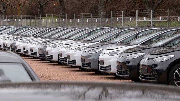 Almanya'da fabrika siparişleri Mart'ta arttı
