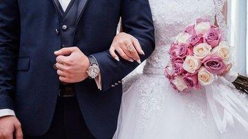Evlenme sayısı 2020'de 11 yılın en düşük seviyesini gördü