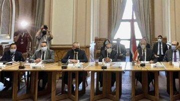 Türkiye ile Mısır arasındaki istikşafi görüşmeler tamamlandı