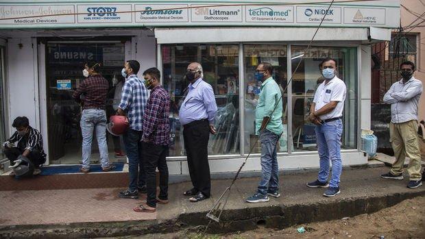Hindistan'da en yüksek günlük can kaybı