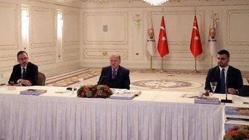 Erdoğan: Normalleşme takvimini önümüzdeki günlerde açıkla...