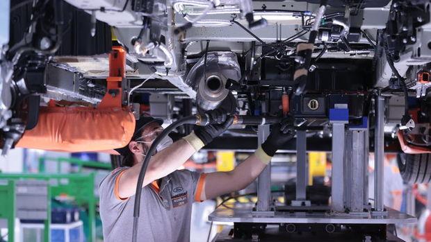 Yılın ilk 4 ayında otomotiv üretimi %28 arttı