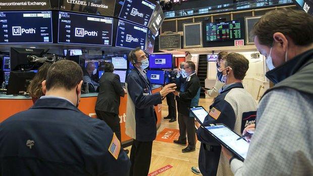 Küresel piyasalarda 'teknolojik' satış