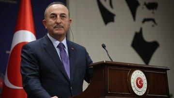 Bakan Çavuşoğlu, Mısırlı mevkidaşıyla görüştü