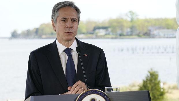 ABD Dışişleri Bakanı'ndan İsrail ve Filistin'e şiddete son verme çağrısı