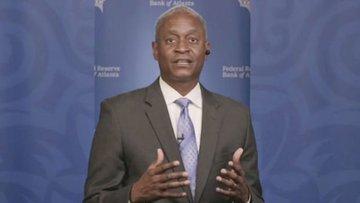 Atlanta Fed Başkanı Bostic'ten toparlanma yorumu