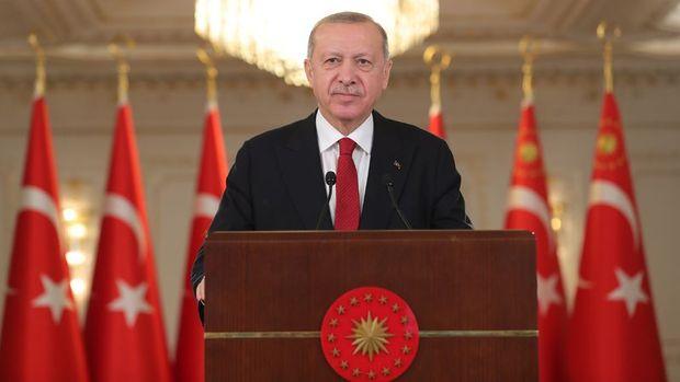 Erdoğan: Bayram sonrasında kontrollü normalleşme adımları atıyoruz