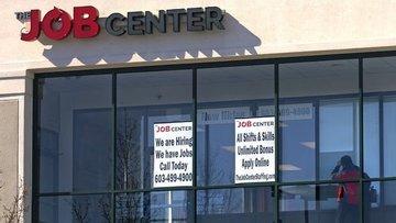 ABD'de işsizlik başvuruları pandemideki en düşük seviyeye...