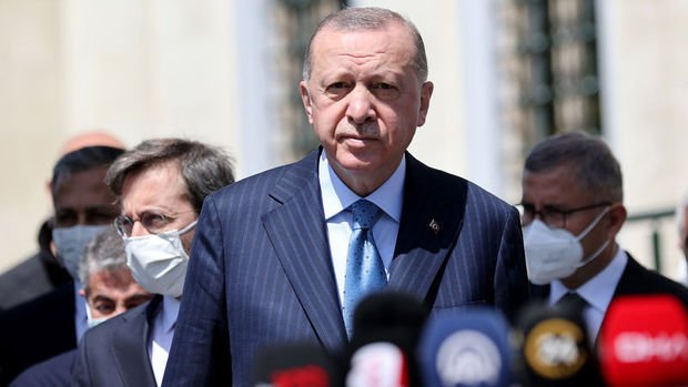 Erdoğan'dan kontrollü normalleşme mesajı