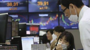 Asya bölgesinde endeksler Çin'in ekonomik verileri sonras...