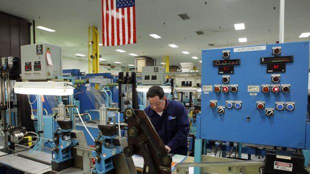 New York Fed imalat endeksi Mayıs'ta güçlü seyrini korudu