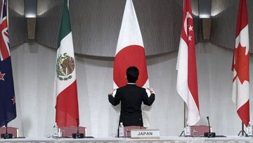 Çin kendisine karşı getirilen ticaret anlaşmasına katılma...