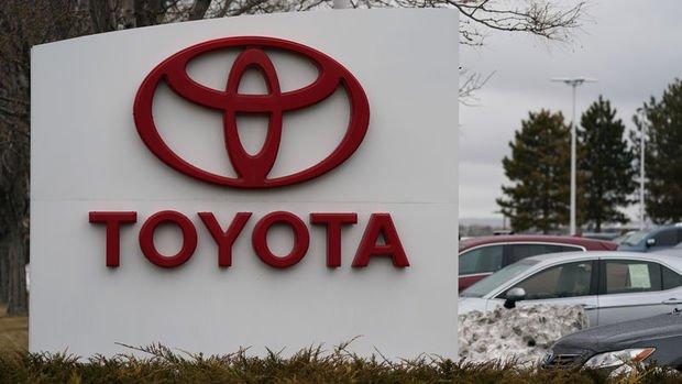 Toyota, çip krizi nedeniyle 2 üretim hattını durduracak
