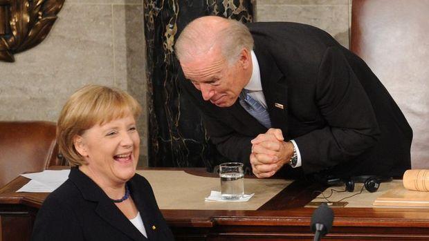Biden'ın Kuzey Akım kararı Merkel'i memnun etti