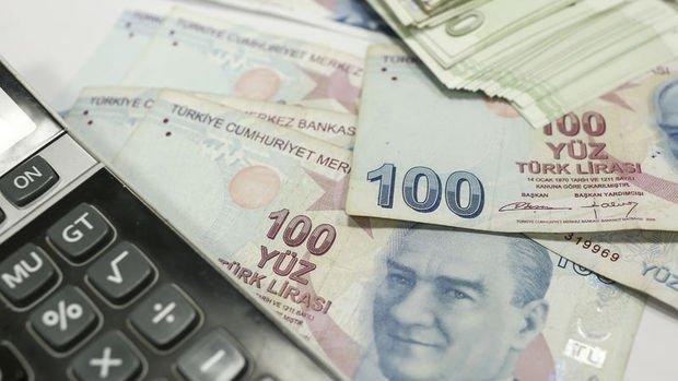Merkezi yönetim brüt borç stoku Nisan'da 1 trilyon 950 milyar lira oldu