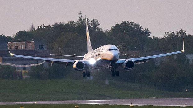 ABD ve AB'den Belarus'a sert 'uçak' tepkisi