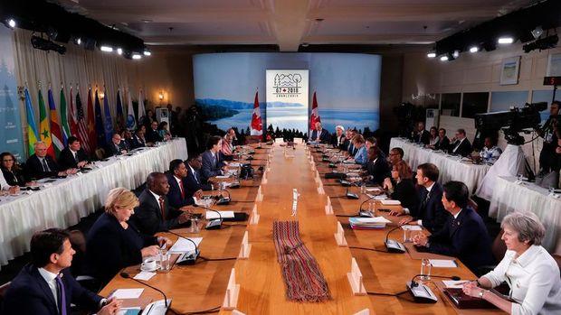 G7 ülkeleri kurumlar vergisinde anlaşmaya yakın