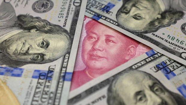 Yuan dolara karşı 3 yılın zirvesinde