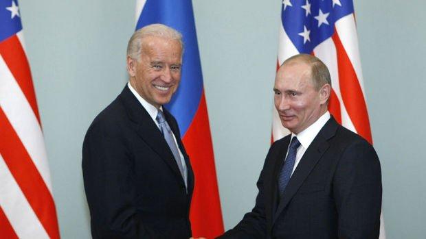 Putin ile Biden 15-16 Haziran'da Cenevre'de görüşecek