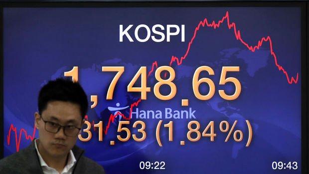 Asya borsaları kazanımlarını sürdürüyor
