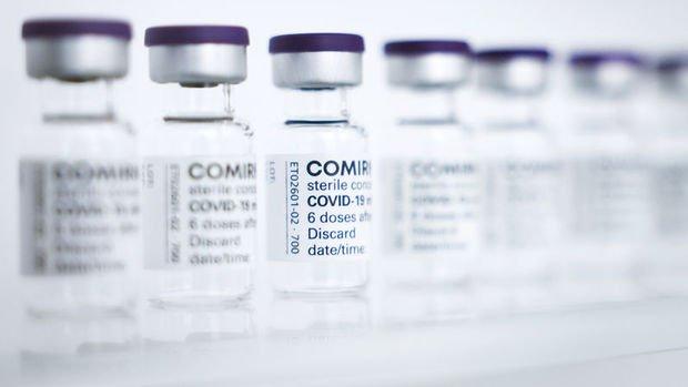 Yeni parti Biontech aşıları Türkiye'ye ulaştı