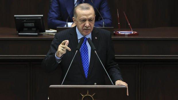 Erdoğan: Seçim tarihi Haziran 2023'tür